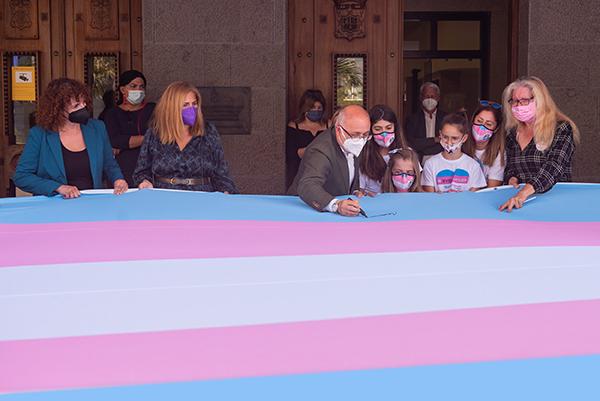 igualdad trans en gran canaria
