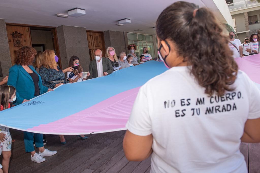 igualdad trans gran canaria