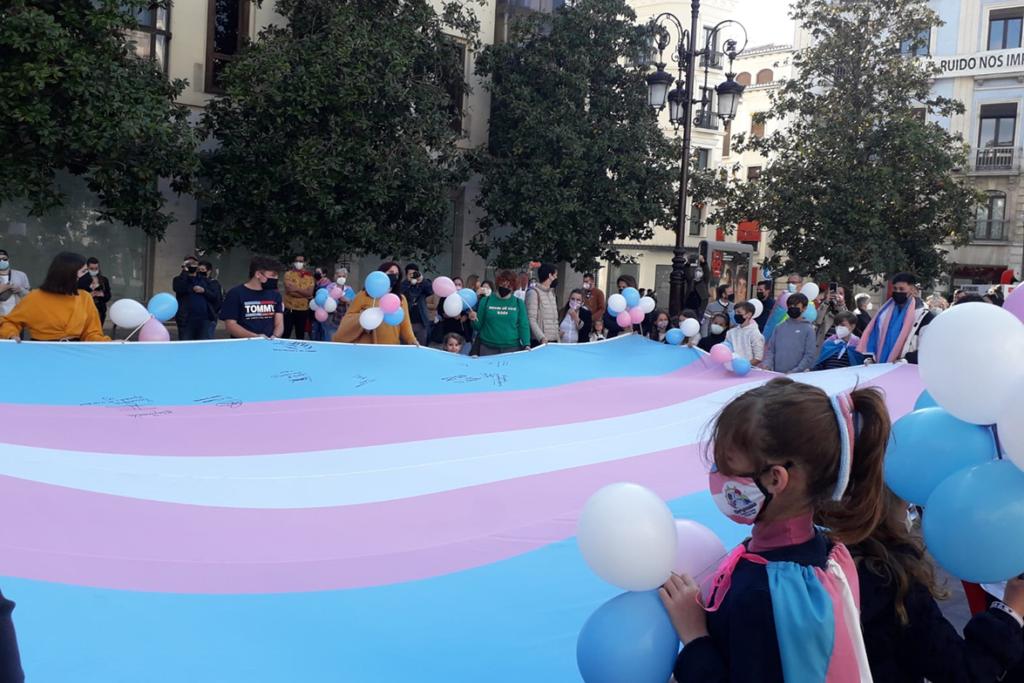 exigimos la igualdad trans en Granada