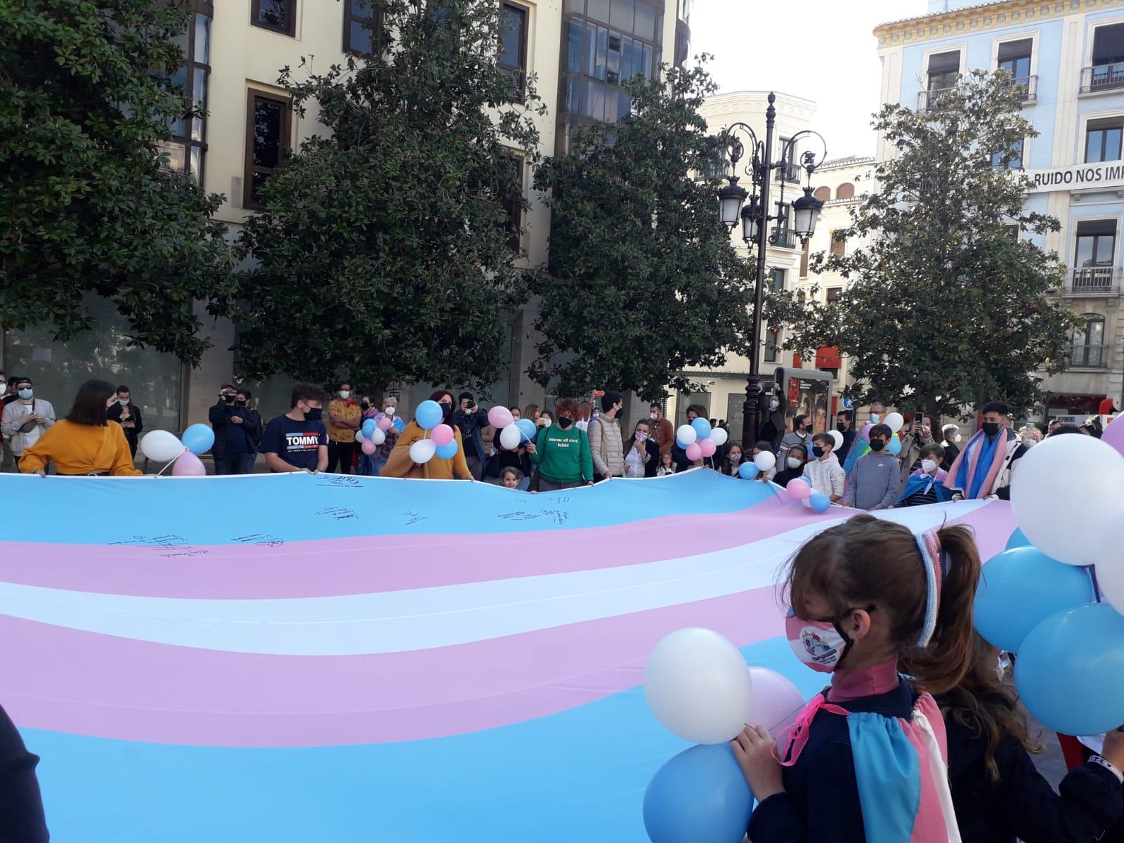 igualdad trans en granada