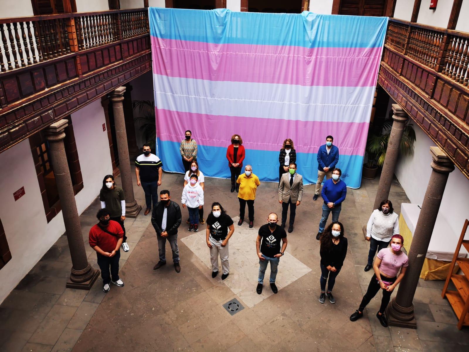 igualdad trans en la palma