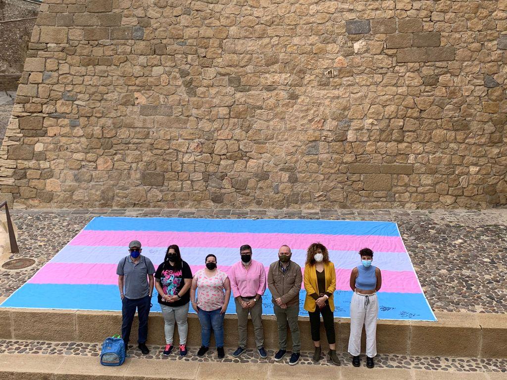 exigimos la igualdad trans en melilla