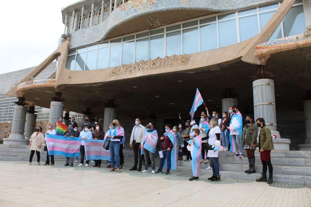 exigimos la igualdad trans en cartagena