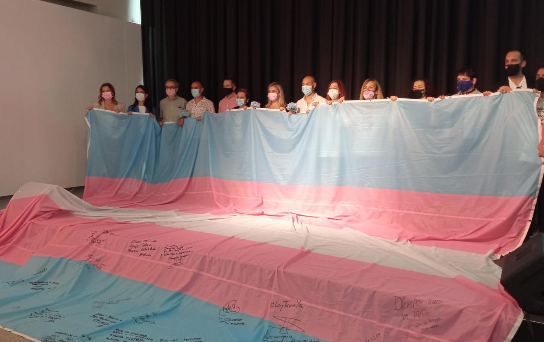 exigimos la igualdad trans en Alicante
